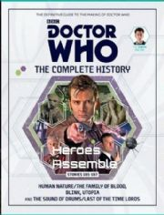 Doctor Who The Complete History Volume #15 Collectors Hardback Book Hachette Partworks